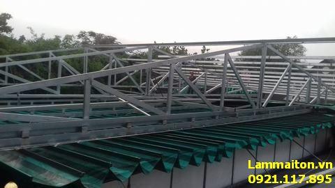 Thợ làm mái tôn tại Đống Đa nhiều năm kinh nghiệm trong lĩnh vực thi công mái tôn
