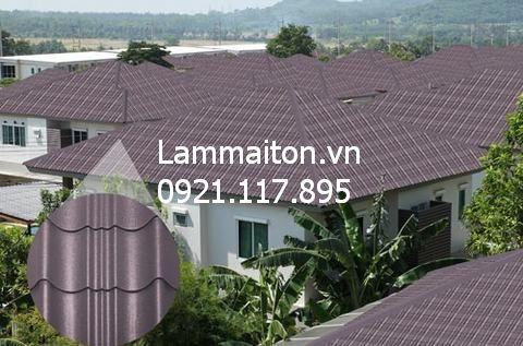Làm mái tôn tại quận Long Biên giá rẻ