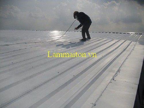 Sửa mái tôn chất lượng