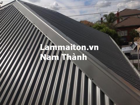 dịch vụ sửa chữa mái tôn hà nội