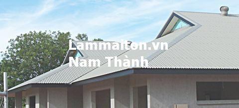 sửa mái tôn nhà chuyên nghiệp tại Hà Nội