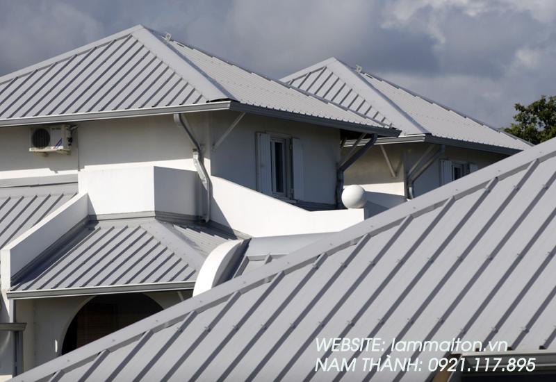 Làm mái tôn tại Bình Tân chất lượng