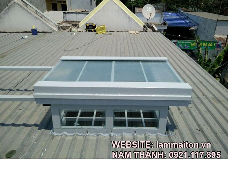 Làm mái tôn tại quận 4 uy tín nhất tại Nam Thành