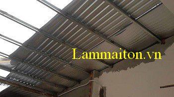 Nên lợp mái tôn 1 mái hay mái tôn 2 mái tốt hơn tốt hơn cho công trình của bạn