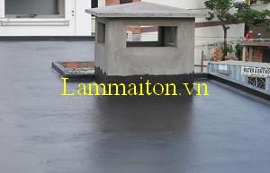 Tấm lợp làm mái bằng bê tông