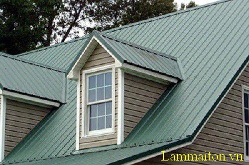 Mái tôn chống nóng chống ồn hiệu quả