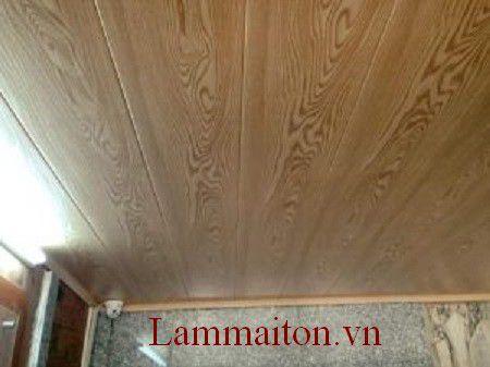 Nhà mái tôn nên làm trần gì cách âm tốt